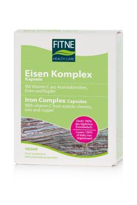 Eisen-Komplex-Kapseln