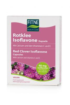 Rotklee_Isoflavone_Kapseln
