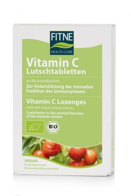 Vitamin C Lutschtabletten